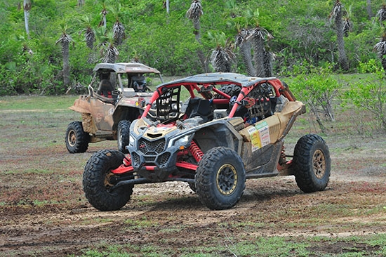 MOTOS RALLY / UTV'S e QUADRICICLOS 2ª DIA - 25/JAN