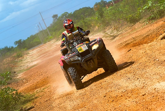 MOTOS RALLY  UTV'S e QUADRICICLOS 3ª DIA - 26JAN